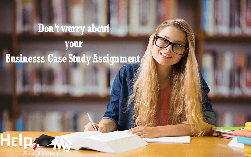 Business case study assignment