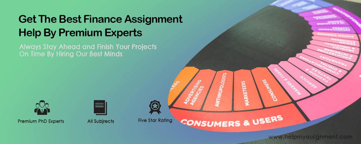 Finance Assignment Topics: Online finance project