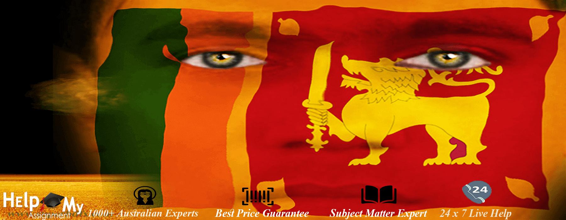 Sri Lanka Assignment Help